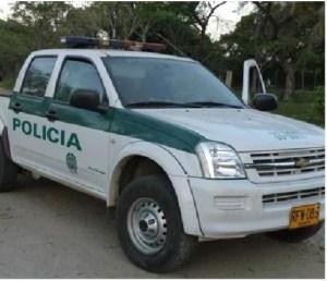 Mueren dos policías en ataque con explosivos en Colombia