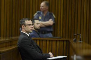 Fiscal rechaza discapacidad de Pistorius como argumento para evitar la cárcel