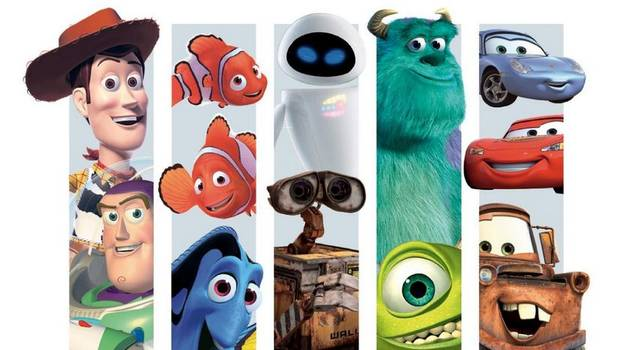 """Todo está conectado: Video expone la """"megapelícula"""" que estaría armando Pixar"""