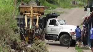 Recuperan vialidad en El Vegón de Táriba después de 6 años de abandono
