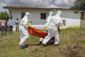 OMS critica la precipitación de algunos gobiernos al descartar casos de ébola