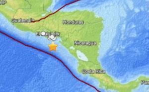Sismo de 7,4 grados en Centro América genera alerta de tsunami