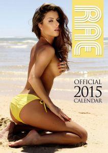 Elige entre esta parranda de calendarios HOT que alegrarán tu año 2015 (FOTOS)