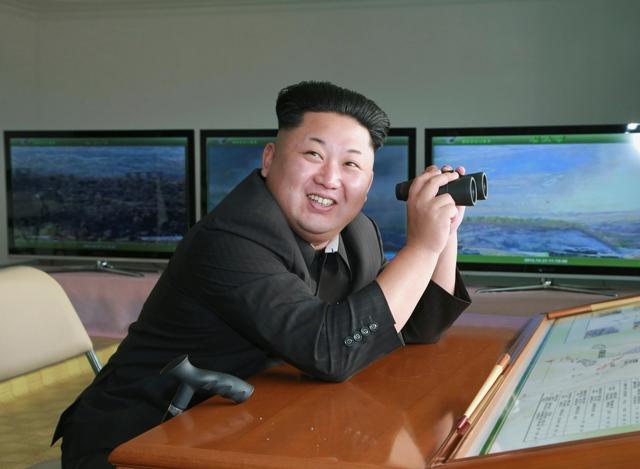 El líder de Corea del Norte, Kim Jong-Un / Reuters