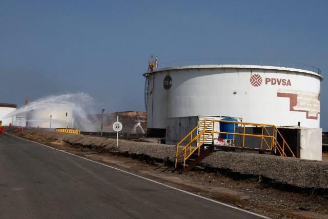Foto: La refinería El Palito / AVN