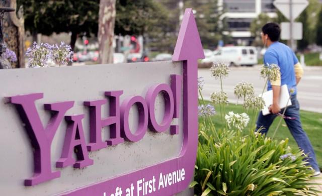 Foto Sede de Yahoo en Sunnyvale, California / AP