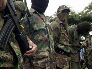 Capturan a cuatro presuntos guerrilleros de las Farc en sur de Colombia