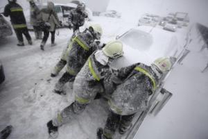 Mueren tres personas en Bulgaria debido al frío y fuertes nevadas
