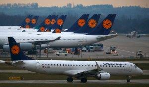 """Lufthansa elegida la """"Aerolínea Ecológica del Año"""""""