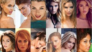ELIGE SEXY: Ellas son las 12 conejitas del año 2014 de Playboy, ¿cuál es tu favorita? (FOTOS)