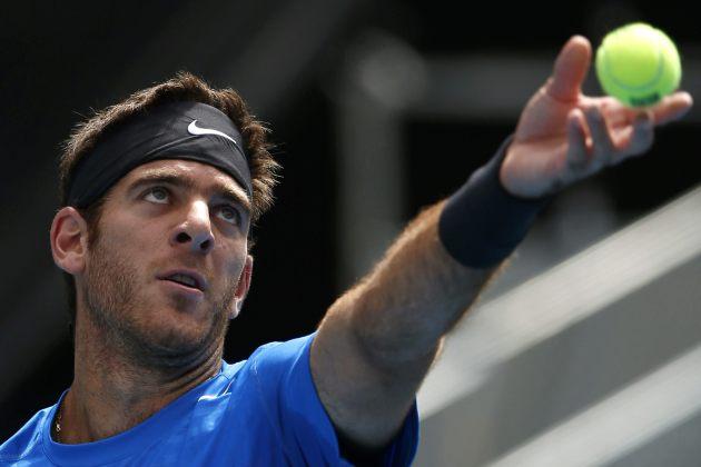 Foto: El tenista argentino Juan Martín Del Potro / EFE