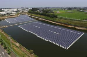 ¿Una planta solar flotante? Pues Japón ya está en ello y será la más grande del mundo