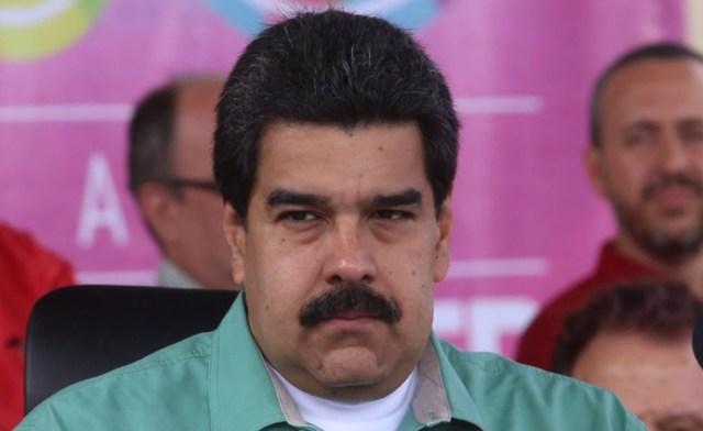 Presidente de la República, Nicolás Maduro
