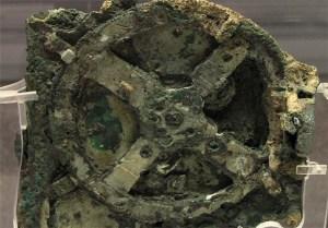 La computadora más vieja del mundo proviene de 205 A.C.