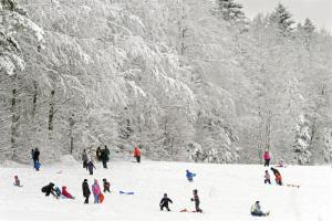 Las mejores fotos de las nevadas en el mundo