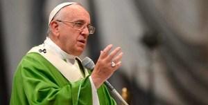 El papa envía un vídeo a los brasileños para conmemorar los 450 años de Río