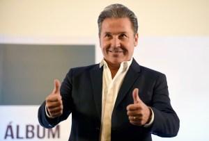 "Ricardo Montaner se siente ""Agradecido"""