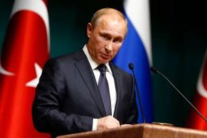 Putin logra un récord histórico en el ránking de la elite rusa