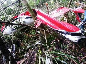 Cinco muertos deja un accidente de helicóptero en el litoral brasileño