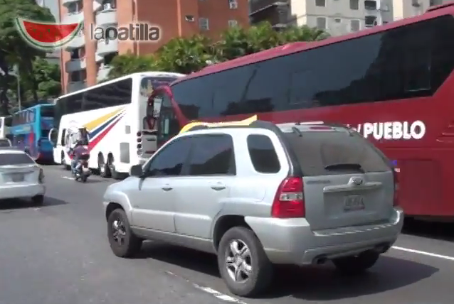autobus caracas