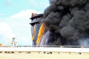 ONU pide a partes en conflicto en Libia cesar combates en puertos petroleros