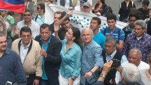 Se solidarizan con Maria Corina por audiencia en el MP  #YoEstoyConMariaCorina
