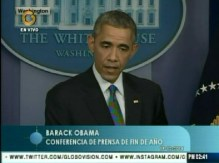 """Obama destaca fin """"responsable"""" de la guerra más larga en la historia de EEUU"""