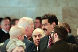 Biden a Maduro: Si tuviera esa cabellera sería presidente de Estados Unidos