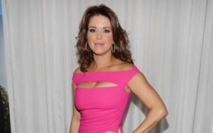 """Alicia Machado """"muy contenta"""" de regresar a las telenovelas tras superar el cáncer"""