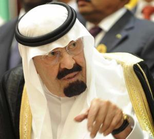 El rey saudita Abdalá sufre neumonía