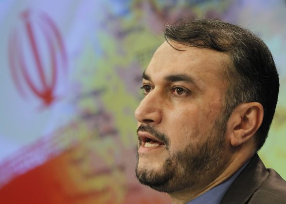 Foto: Amir Abdollahian, viceministro de Relaciones Exteriores de Irán / EFE