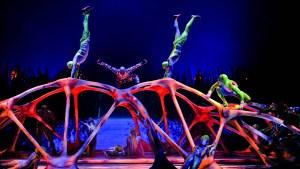 Cirque Du Soleil, una experiencia fascinante