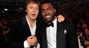 Kanye West y Paul McCartney lanzan un sorpresivo single de Año Nuevo (Audio)