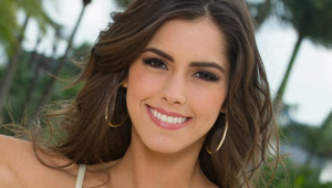 "Modo ""in love"" con Miss Colombia (que divina)"