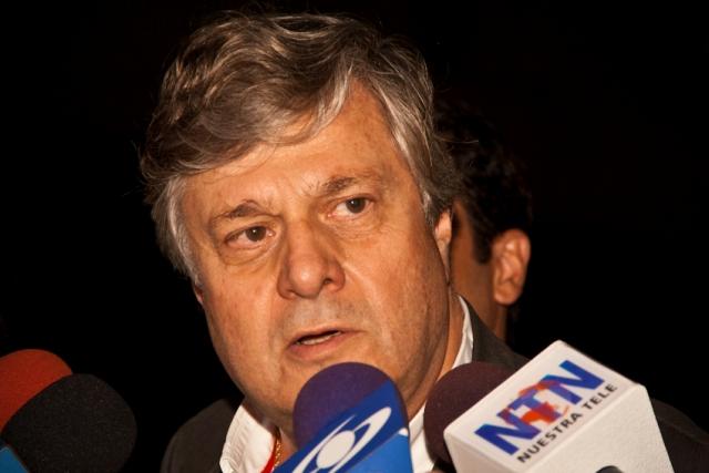 Padre de Leopoldo López