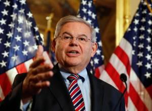 Senador Menendez pide la ayuda de los venezolanos en los EEUU para activar el proyecto de Ley Verdad