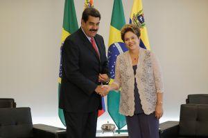 Brasil ayudará a Venezuela en sus planes de industrialización