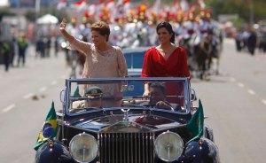 Rousseff asume su segundo mandato como presidenta de Brasil