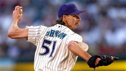 """El día que Randy Johnson """"pulverizó"""" a una paloma"""