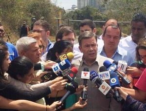 Asociación de Alcaldes desde Ramo Verde se solidariza  con Ledezma y presos políticos