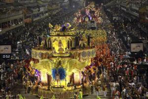 Río de Janeiro recibió US$ 782 millones y casi un millón de turistas en carnaval