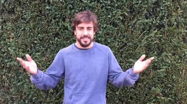 Foto: Fernando Alonso / Youtube