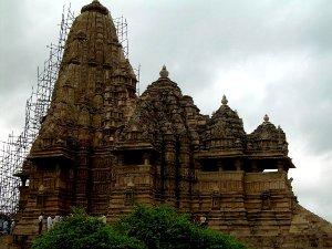 Kandariya Mahadev, la joya de los templos eróticos de Khajuraho en India