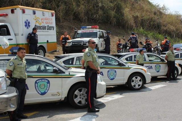 Operativo de Seguridad Carnaval 2015 6
