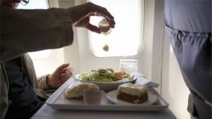 El por qué de los sinsabores culinarios en lo aviones