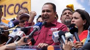 """""""Con estas detenciones se fortalece la lucha por la democracia"""""""