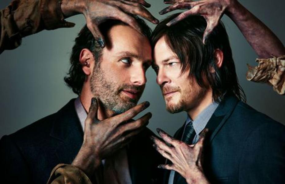 """Si eres fan de la serie """"The Walking Dead"""" tienes que saber esto"""