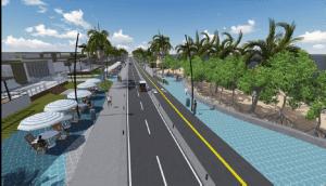 ¡Así lucirá Playa El Agua para el 2019!