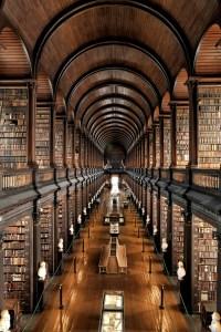 Trinity College Library y Dublín, entre las bibliotecas más bonitas del mundo