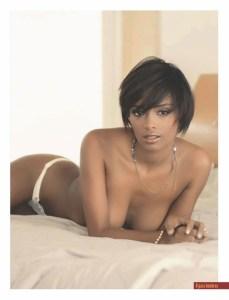 ¡Desnudaron a Josmari!… una divina choco mamacita venezolana